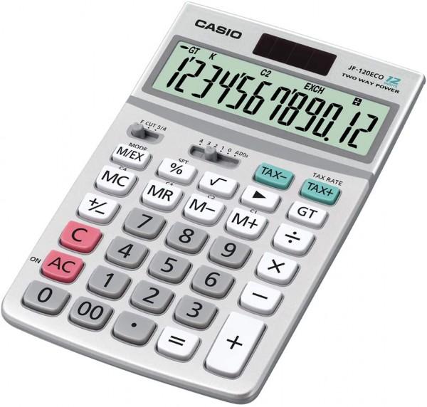 CASIO JF-120 ECO Tischrechner