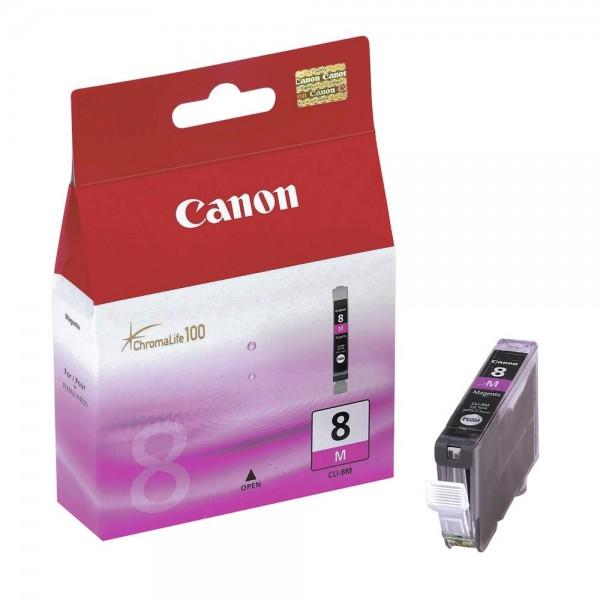 Original Canon CLI-8M Patrone Pixma iP 3500 4200 4300 magenta