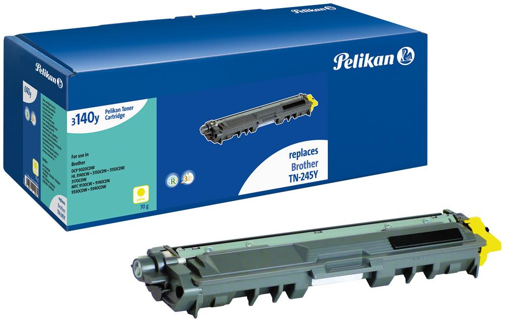 Pelikan Toner für Brother TN-245Y DCP-9020 CDW etc. yellow