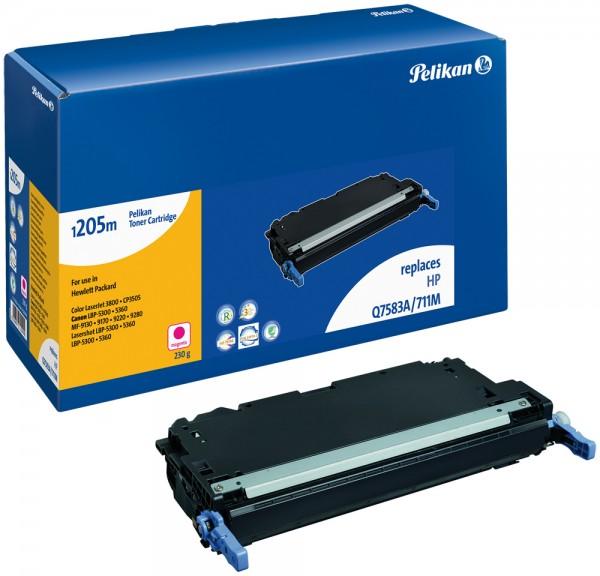Pelikan Toner 1205 komp. zu Q7583A HP Color LaserJet 3800 magenta