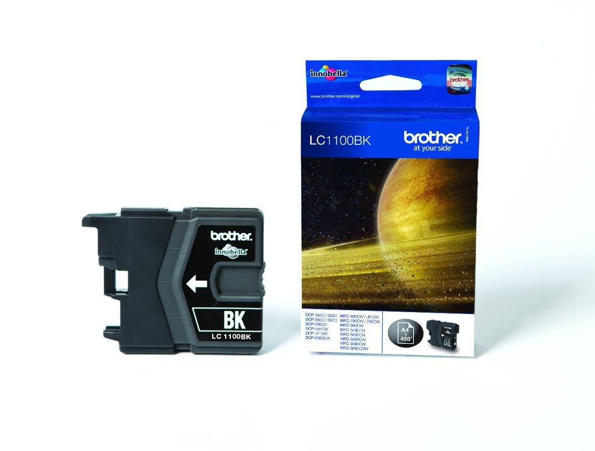 Vorschau: Original Brother LC1100BK für Brother MFC-6490CW schwarz