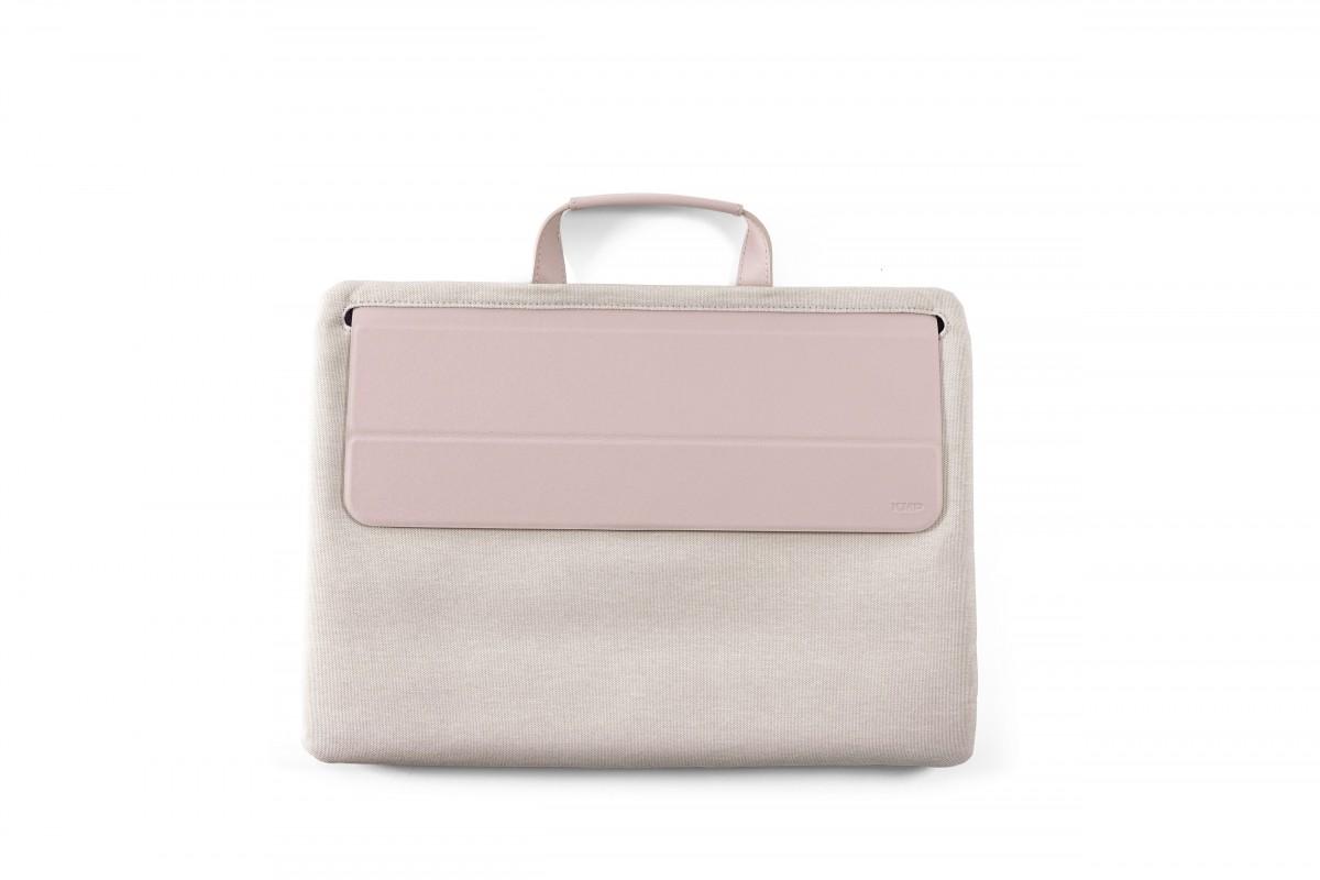 """KMP Tasche Sleeve SlimFit für Apple MacBook Pro 13"""" Mac Book Rundum-Schutz pink"""