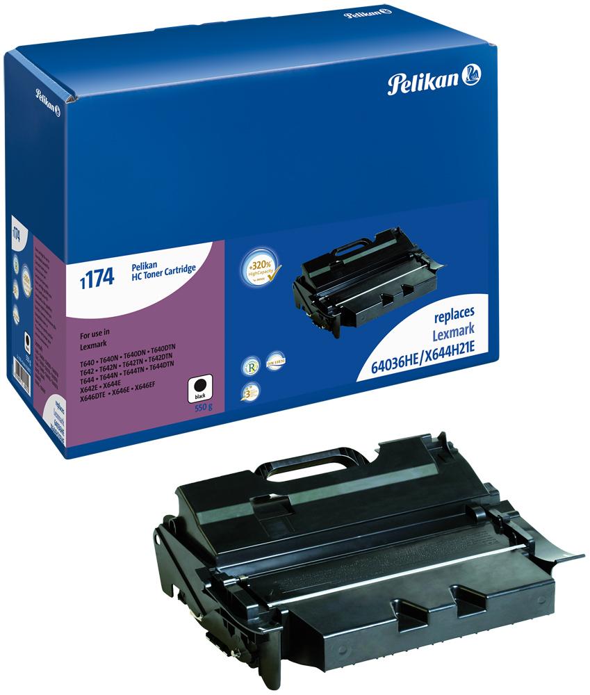 Pelikan Toner 1401 HC komp. zu 595-10011 / 341-2916 Dell 5210n black