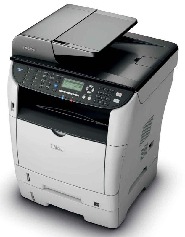 Ricoh Aficio SP 3510SF SW-Laserdrucker