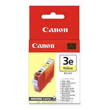Vorschau: Original Canon BCI-3eY Patrone BJC 3000 6000 yellow