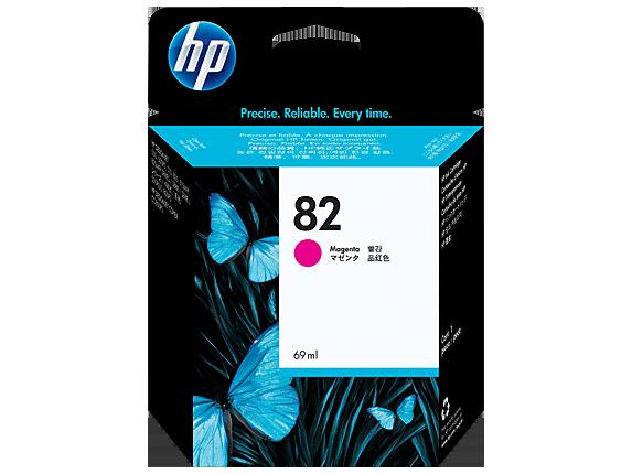 HP Patrone C4912A Nr. 82 magenta für Designjet 500 /800