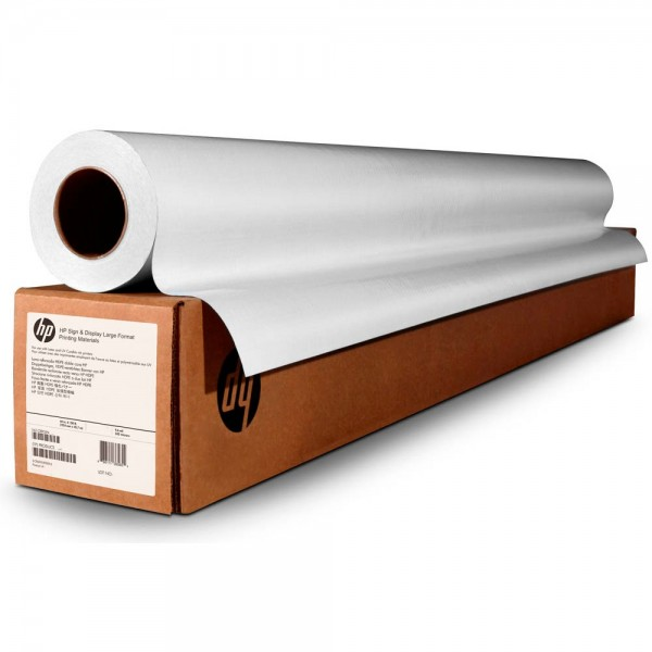 1x Rolle HP C6036A Plotterpapier 914,0mm x 45m Bright White Inkjet Paper 90 g/qm