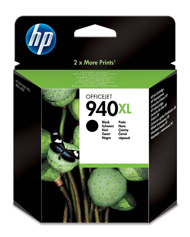 HP Tintenpatrone C4906AE  Nr. 940XL fürOfficejet Pro 8000 etc. black