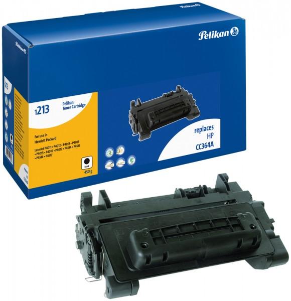 Pelikan Toner 1213 SR komp. mit HP CC364A LaserJet P4015 black