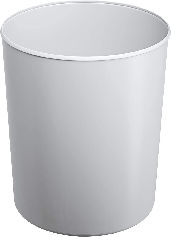 HAN Sicherheitspapierkorb – Volumen 20 Liter. Aus flammhemmenden, schwer entflammbaren Spezialkunsts