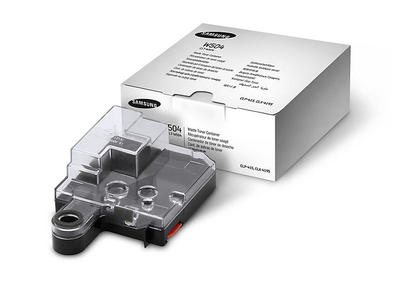 Original Samsung Resttonerbehälter CLT-W504