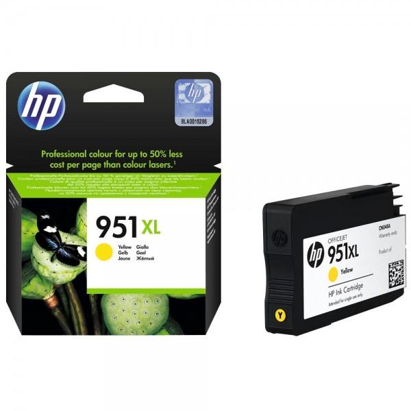 HP 951XL (CN048AE) gelb Tintenpatrone