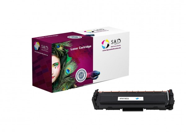 SAD Premium Toner kompatibel zu Canon 046HC / 1253C002 cyan