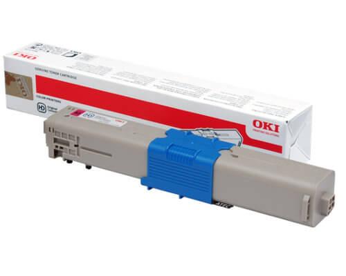 Original OKI Toner 44469723 für C511 / C531 magenta