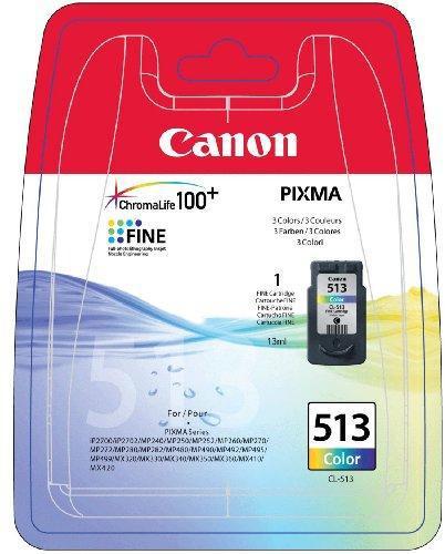 Vorschau: Original Canon CL-513 für PIXMA MP240 MP260 MX320 color