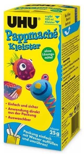 UHU Kleister Pappmaché 25 g - 51125