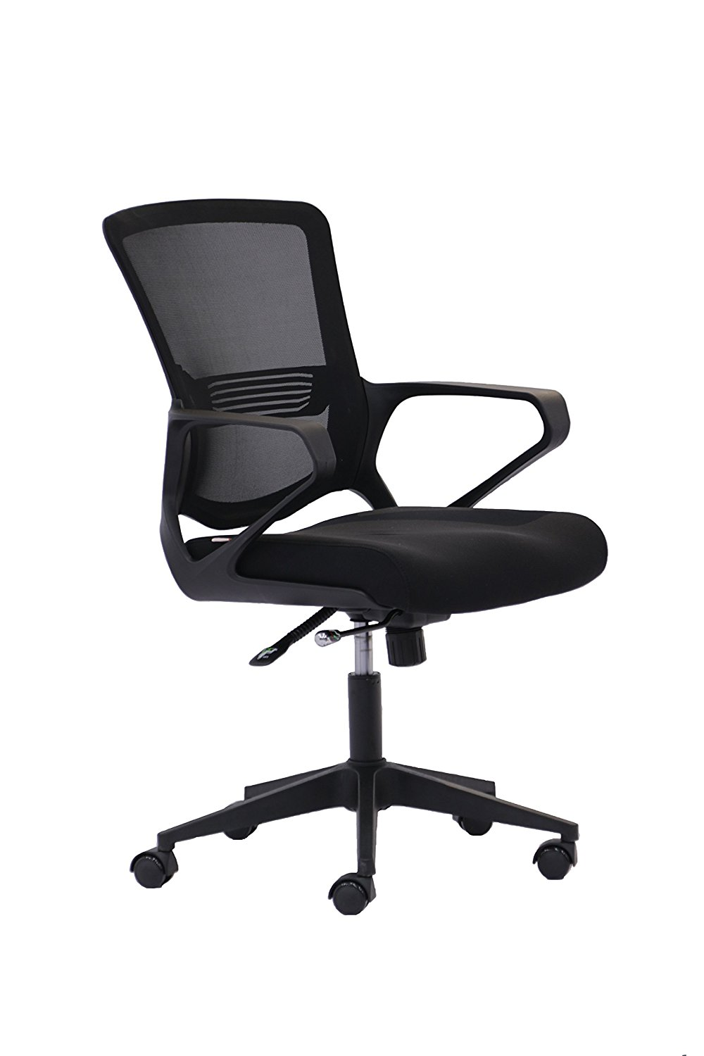 Peach PO200 Bürostuhl Office Chair schwarz