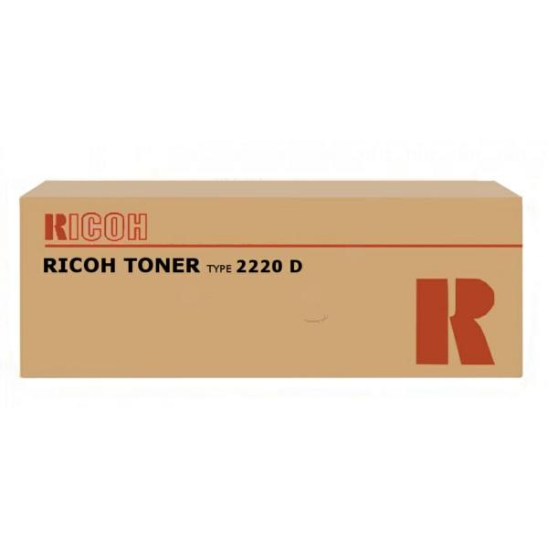 Original Ricoh Toner TYP2220D für Afico 1022 / 1027 / 2205 / 302