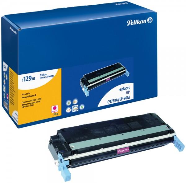 Pelikan Toner 1129 kompatibel mit C9733A HP LaserJet 5500 magenta