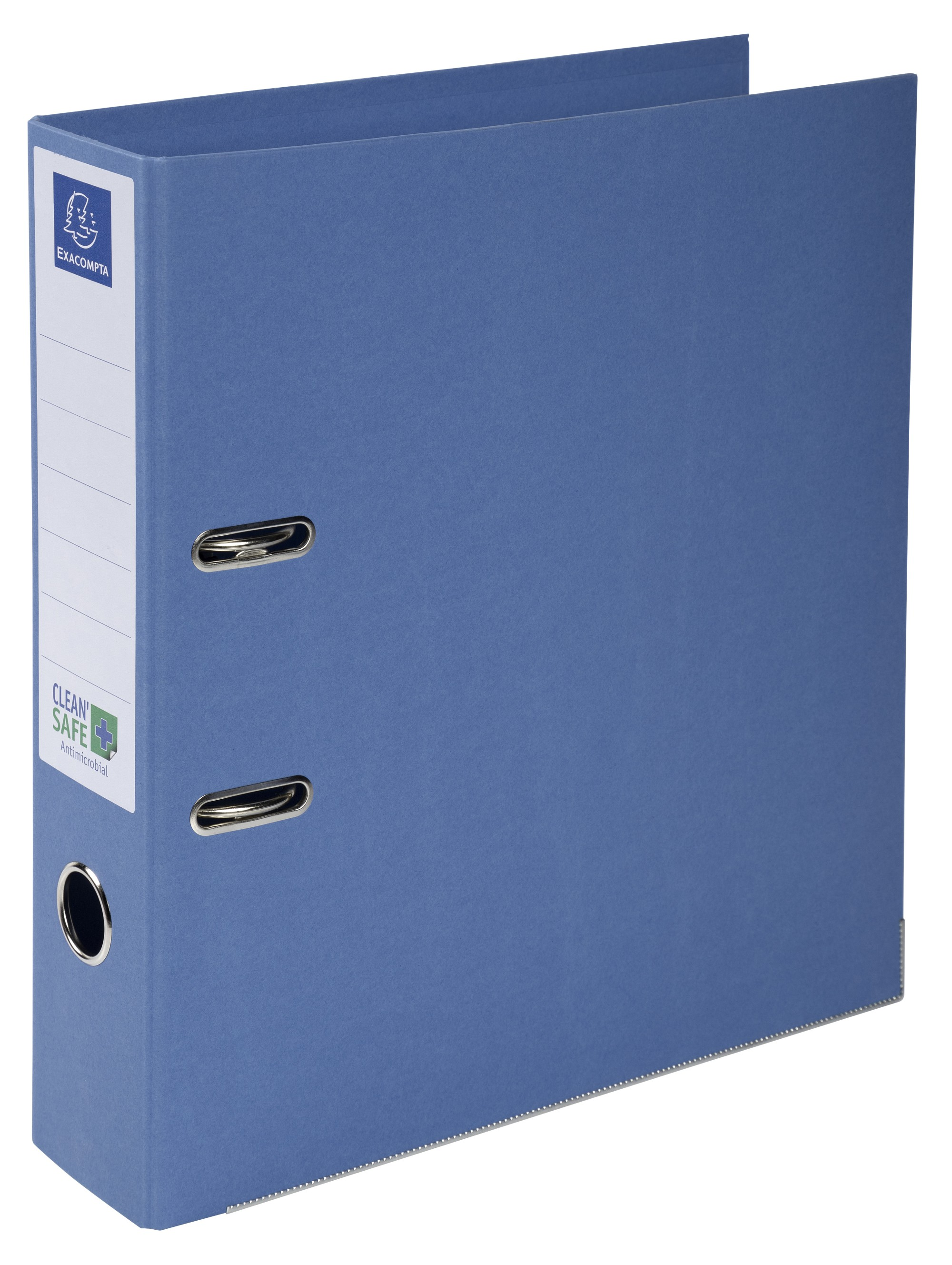 Exacompta, Clean'Safe Ordner A4, Rücken 70mm - Blau
