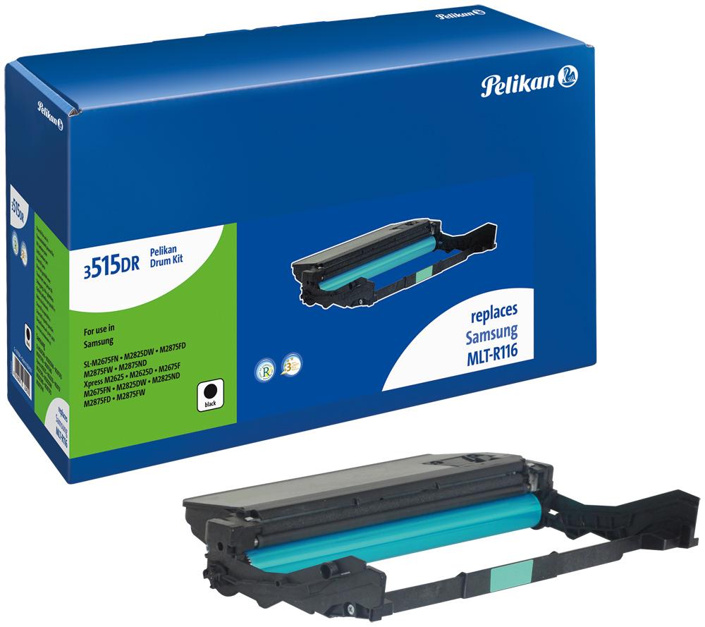 Pelikan Toner 3515DR  komp. zu MLT-R116 Samsung Xpress M2625  etc. black
