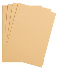 Clairefontaine Maya Fotokarton 50x70cm 270g 25 Bogen - Aprikose
