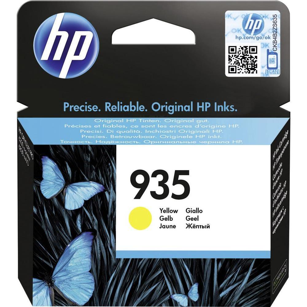 Original HP Patrone C2P22AE Nr. 935 yellow für OJ PRO 6230 etc.