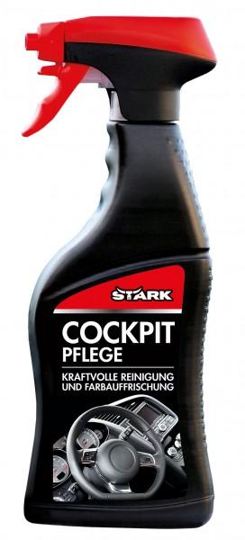 STARK 40001 Cockpitpflege 500ml. GP:7,98€/L Kraftvolle Reinigung und Farbauffrischung
