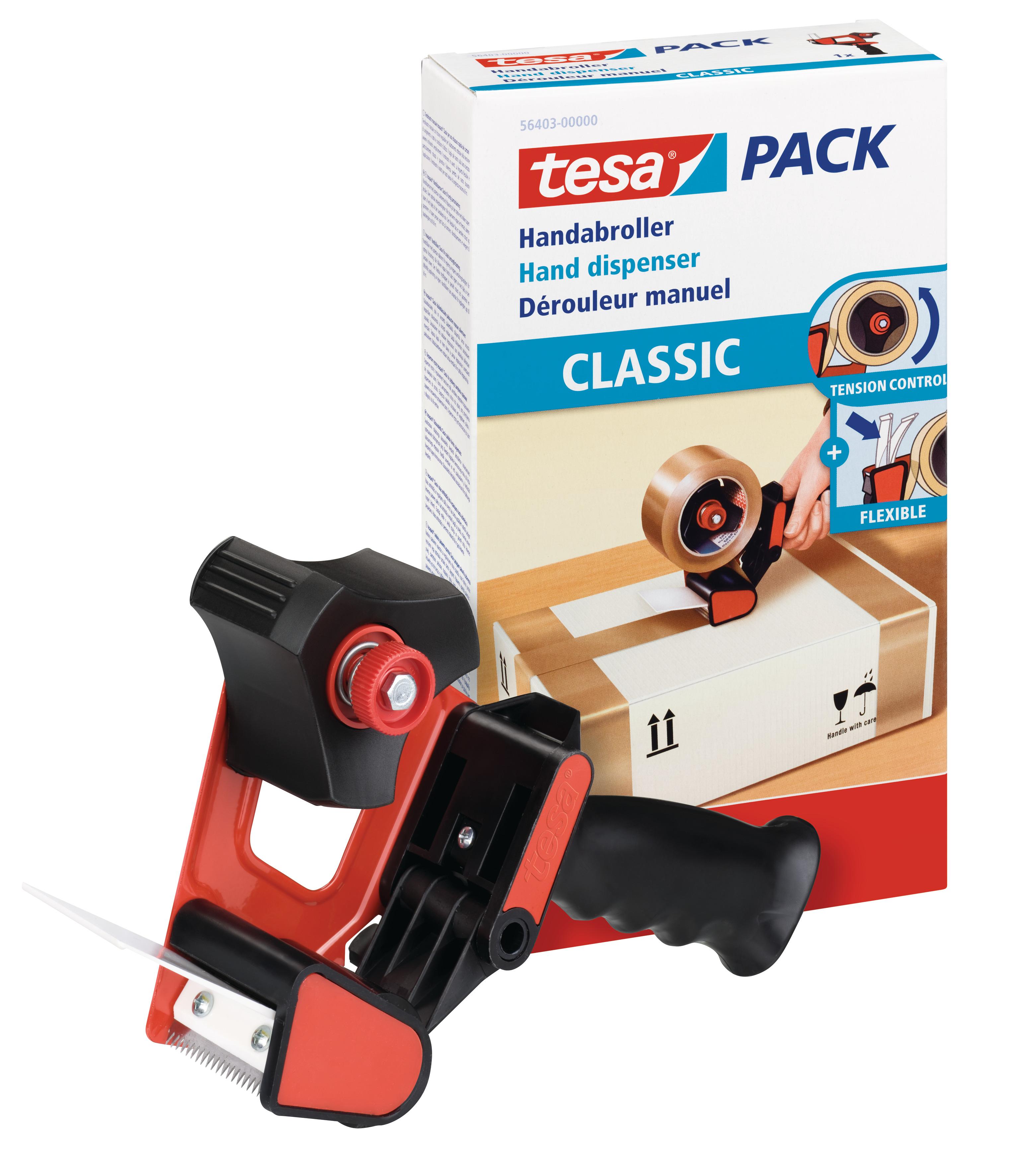 tesa Pack Handabroller classic