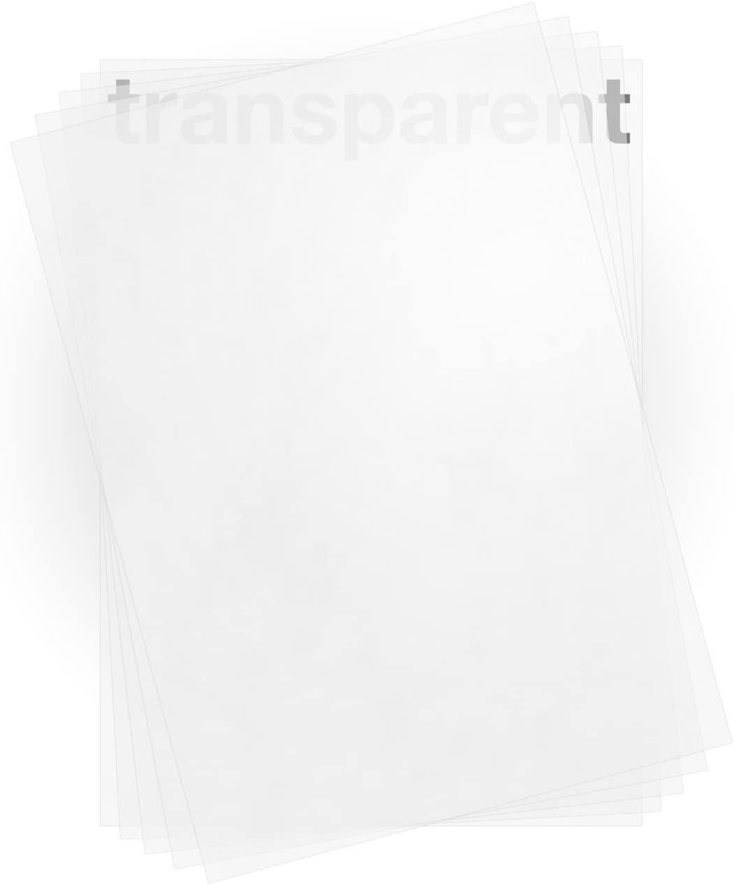 Pergamentpapier Briefpapier A4 100 g//m2 100 Blatt