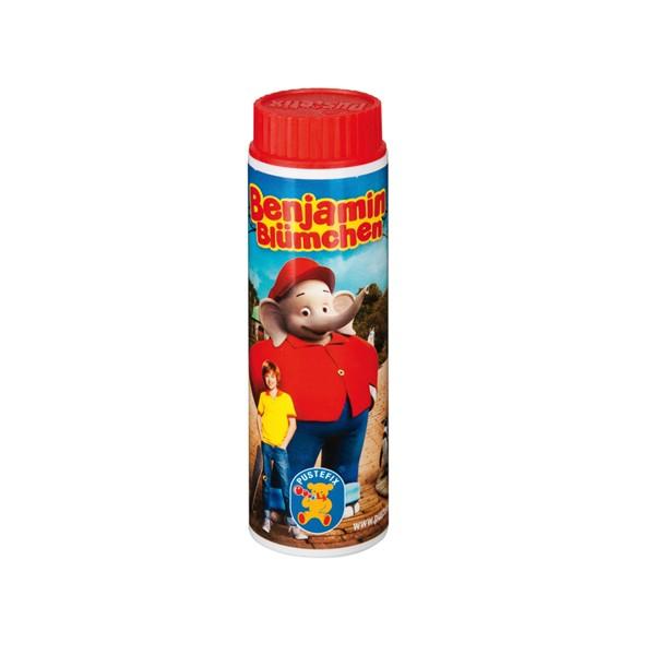 Pustefix - Kleinpackung - 42 ml - Seifenblasen - Benjamin Blümchen - 1 Stück - Bubbels - Seifenblase