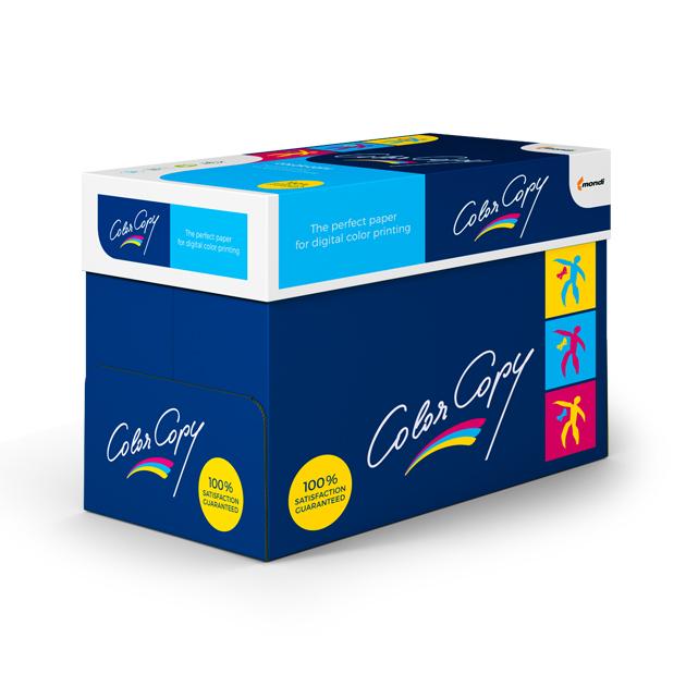 Mondi Color Copy Papier 100g/m² DIN-A4 - 2500 Blatt weiß