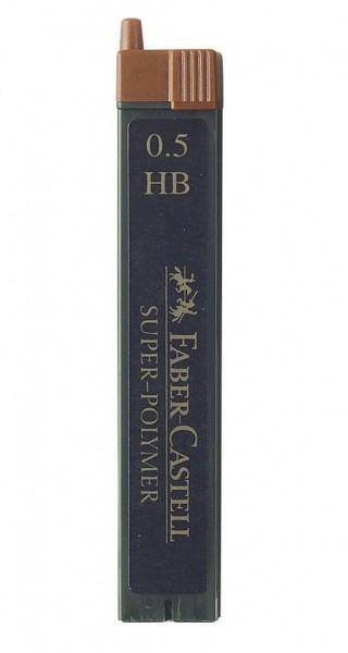 Faber-Castell 9065 - Feinminen, 0,5mm HB