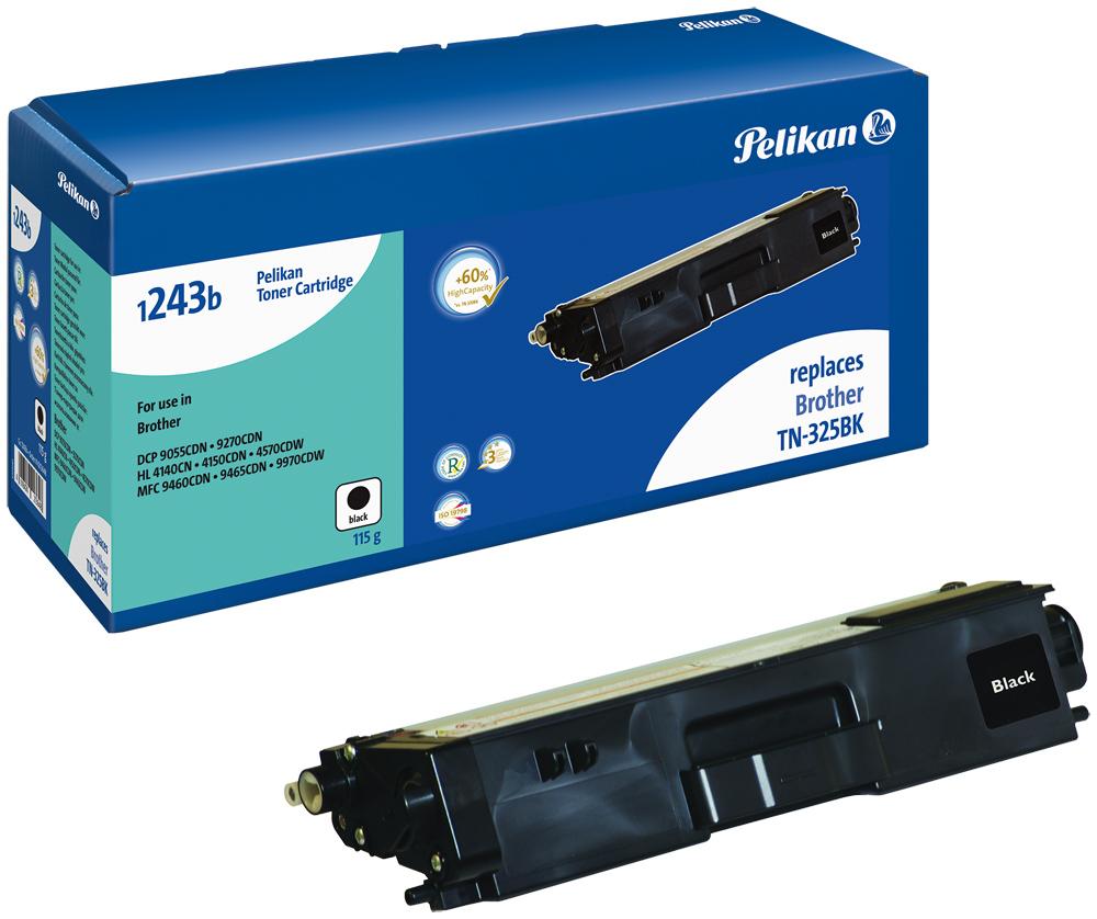 Pelikan Toner komp. zu TN-325 bk Brother DCP-9055 black