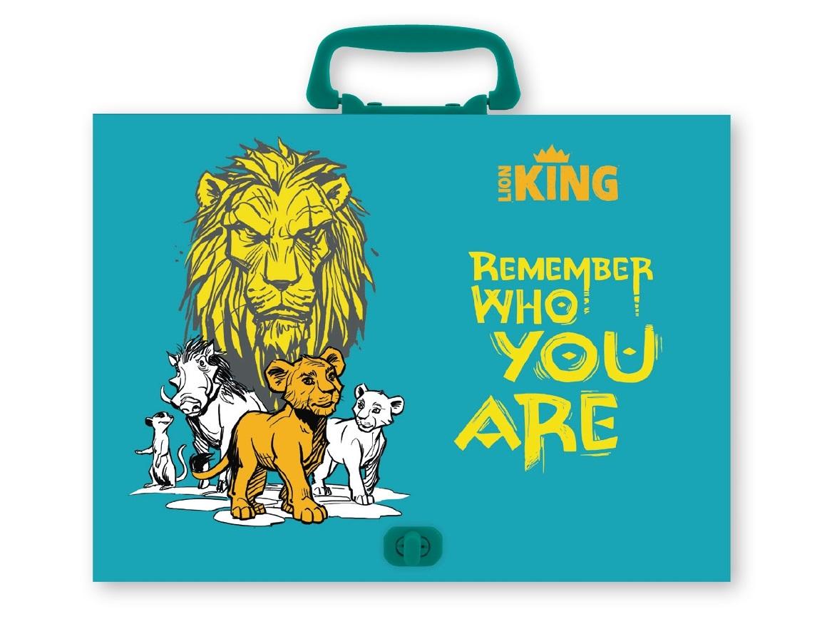 Aktentasche von Lion King 230x315x55 mm