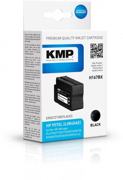 KMP Patrone H167BX für (L0R40AE) HP 957XL HP OfficeJet Pro 8200 Series HP OfficeJet Pro 8210 HP Offi