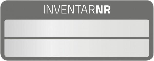 AVERY Zweckform 6921 Aluminium Inventaretiketten (selbstklebend, witterungsbeständig und fälschungss