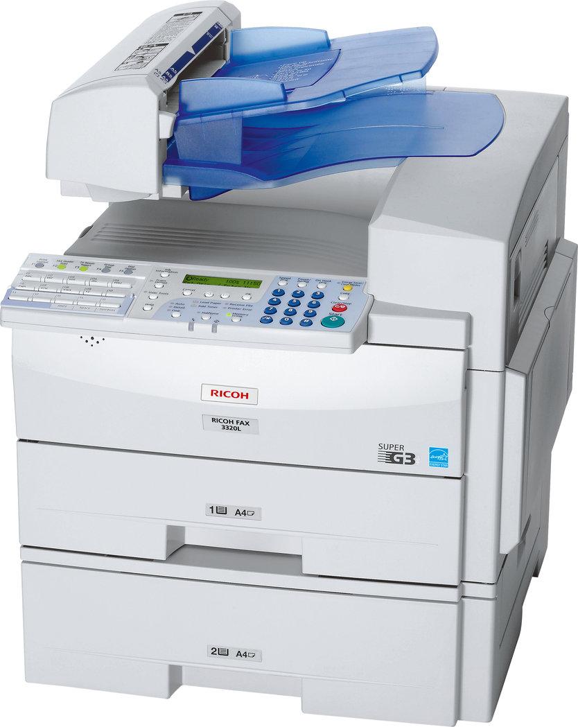 Ricoh Aficio Laserfax 3320L