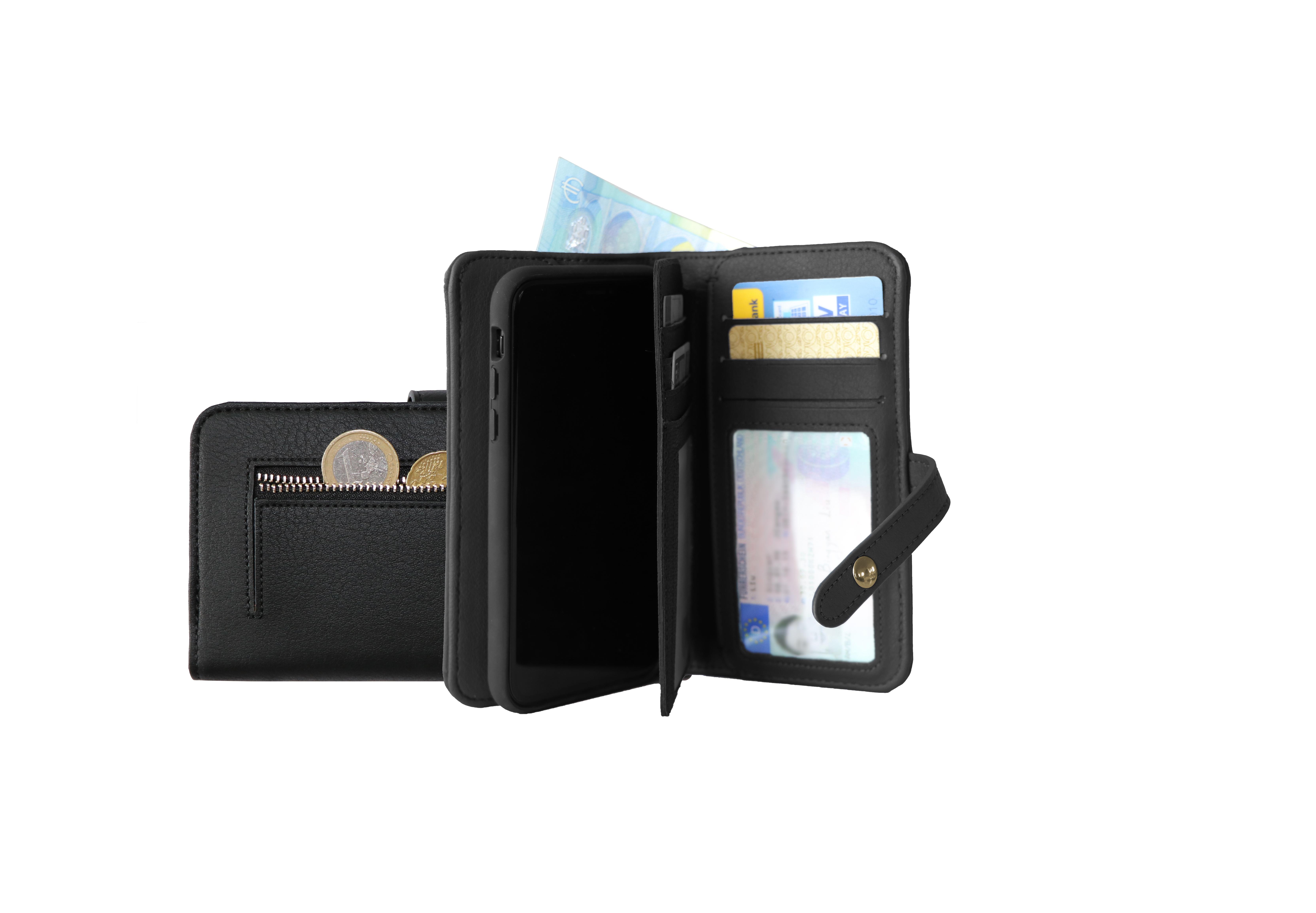 KMP Portemonnaie für iPhone - Comfort