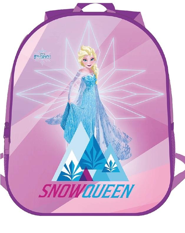 """Rucksack """"Frozen"""", leicht verstellbare Schultergurte, 290g, 2-seitig tragbar"""