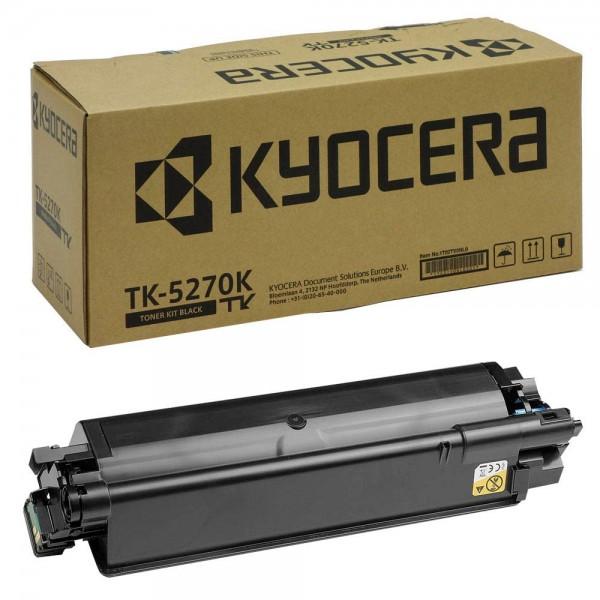 Original Kyocera TK-5270K schwarz Toner für ca. 8.000 Seiten