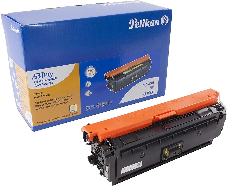 Pelikan Toner ersetzt HP CF362X, Yellow, 9500 Seiten