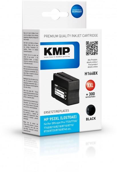 KMP Patrone H166BX für (L0S70AE) HP 953XL OfficeJet Pro 7700 Series OfficeJet Pro 8200 Series etc. b