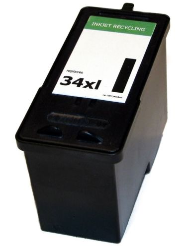 SAD Patrone für Lexmark Nr 34 XL / 18C0034E black