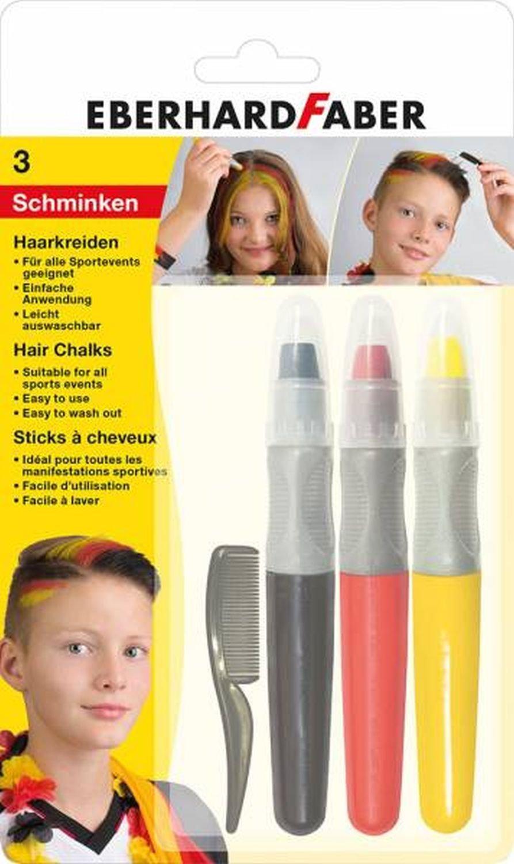 EberhardtFaber Haarkreiden Deutschland, Unisex-Erwachsene, One Size WM