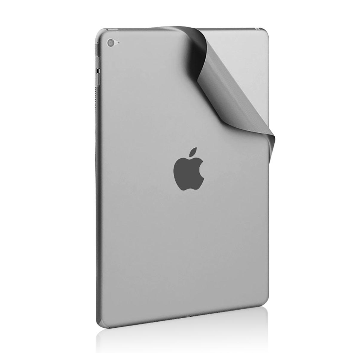 "KMP Protective Skin Schutzfolie für iPad Pro 9,7"", grau"
