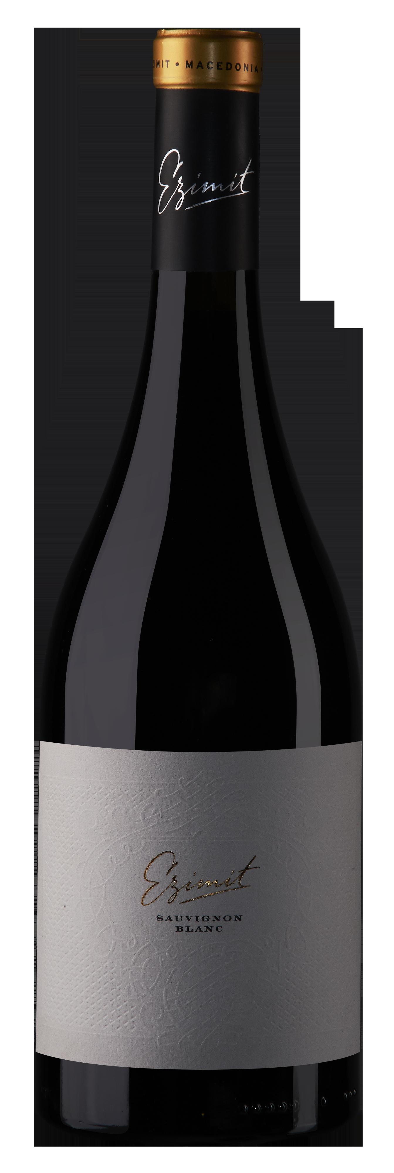 0,75L Ezimit Sauvignon Blanc Weißwein trocken 2018 - 13,0% - 7,99€/L