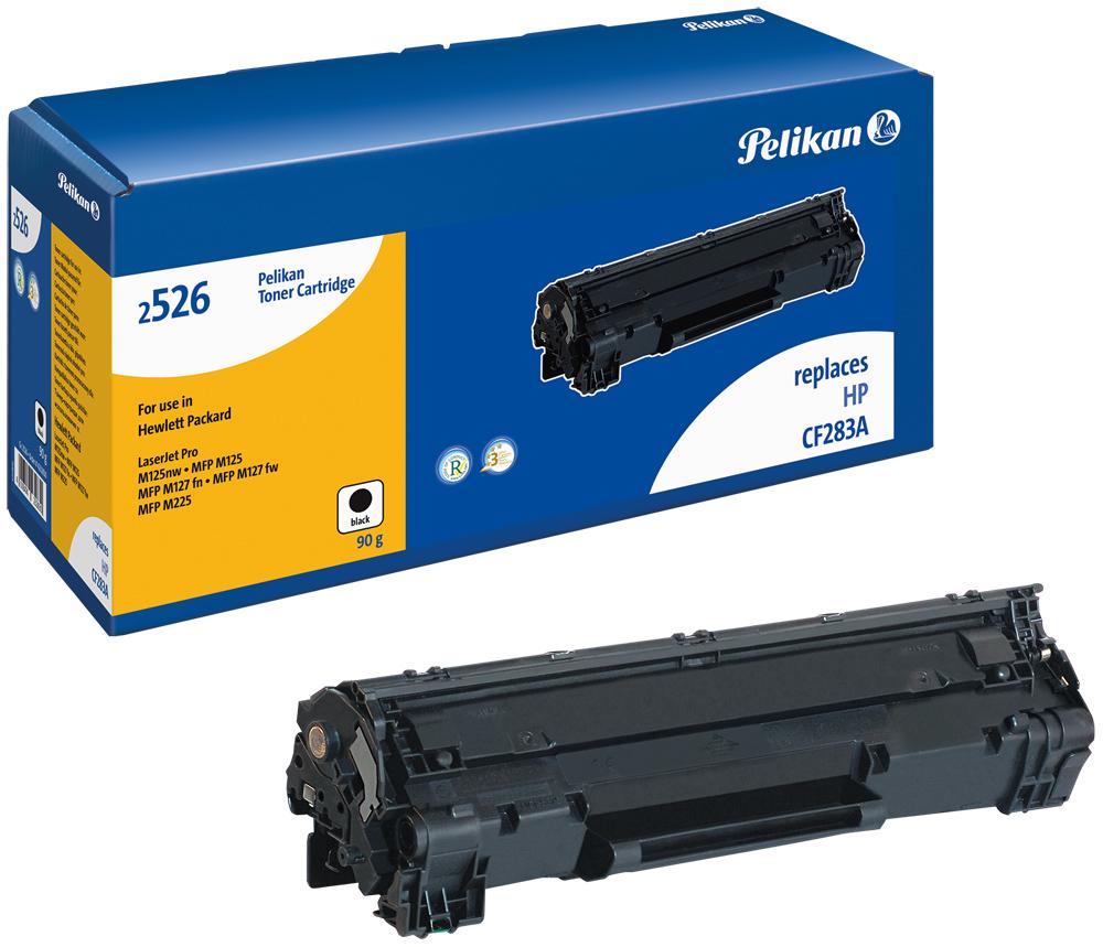 Pelikan Toner für HP 82A / CF283A LaserJet Pro MFP M125a etc. black