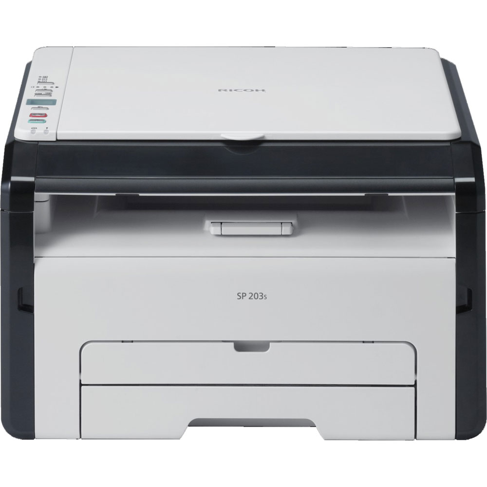 Ricoh Aficio SP 203S SW-Laserdrucker
