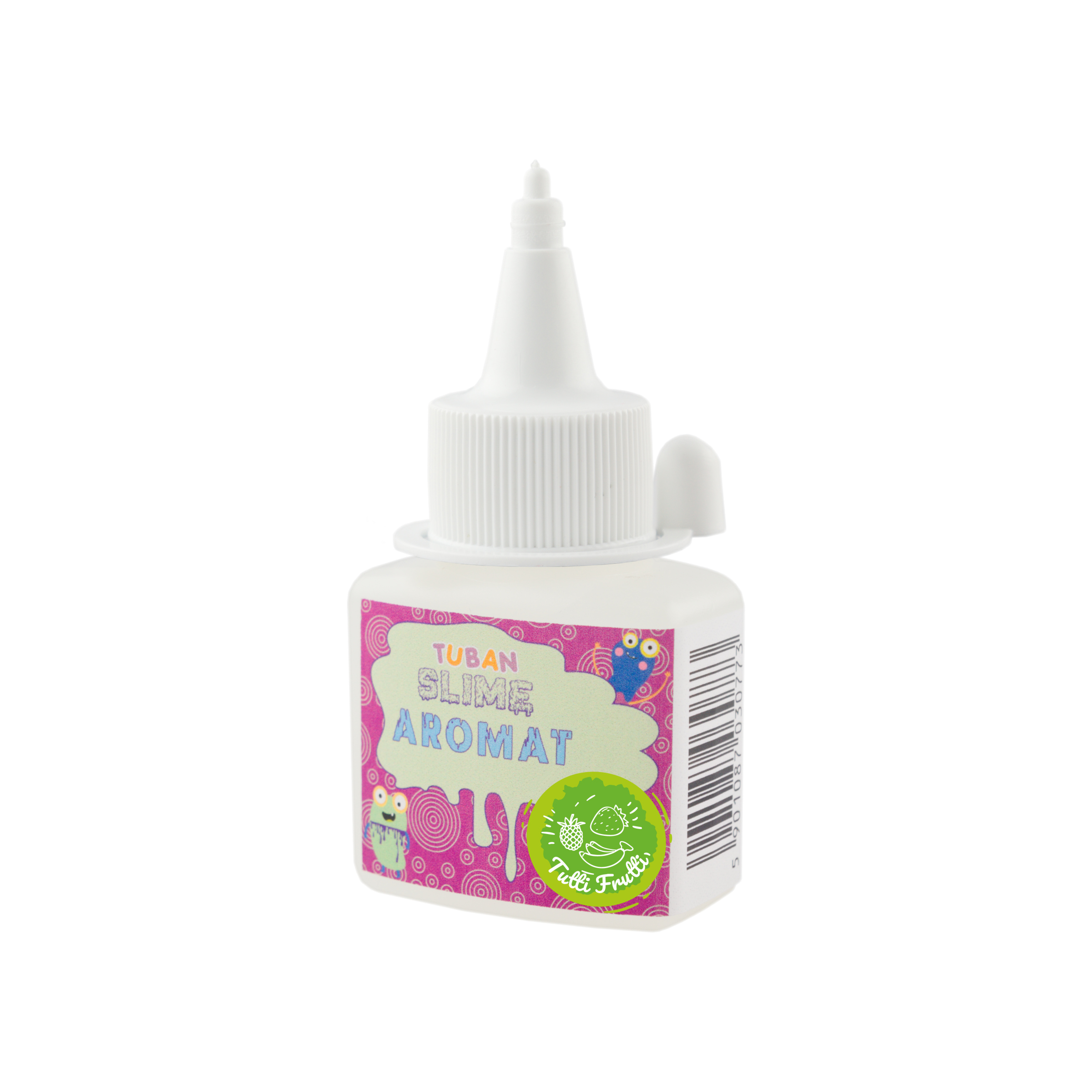 Tuban - Super Slime - Aroma mit Tutti-Frutti-Duft - 35 ml - by Jablka